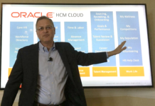Chris Leone oversees Oracle HCM Cloud