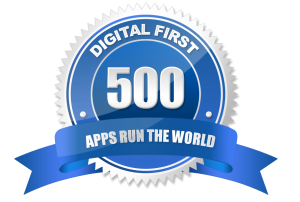 Apps Run The World Enterprise Applications Customers Database